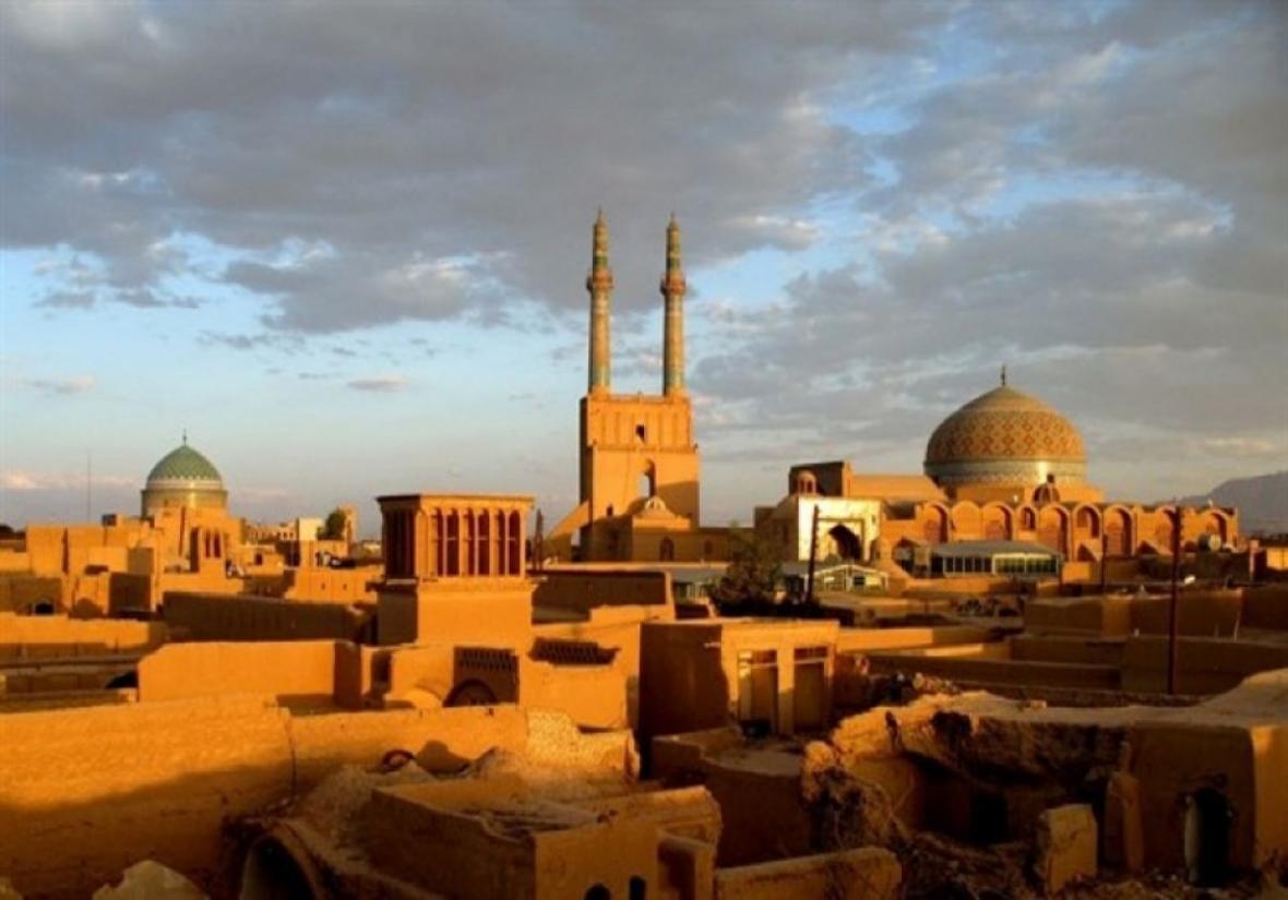 بازدید از شهر قدیمی یزد