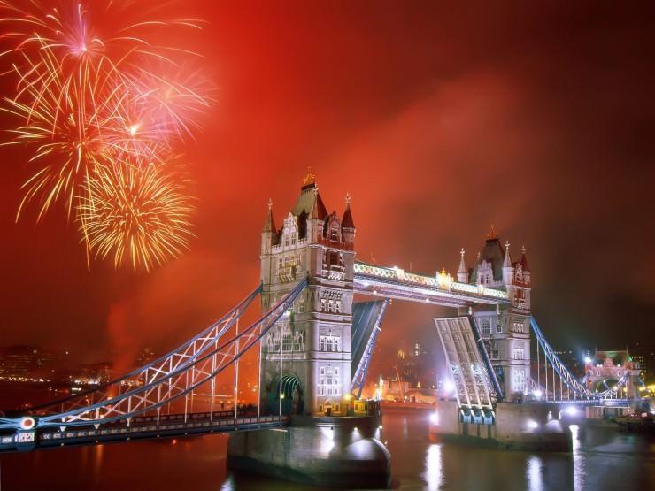 بهترین مکان ها برای جشن سال نو