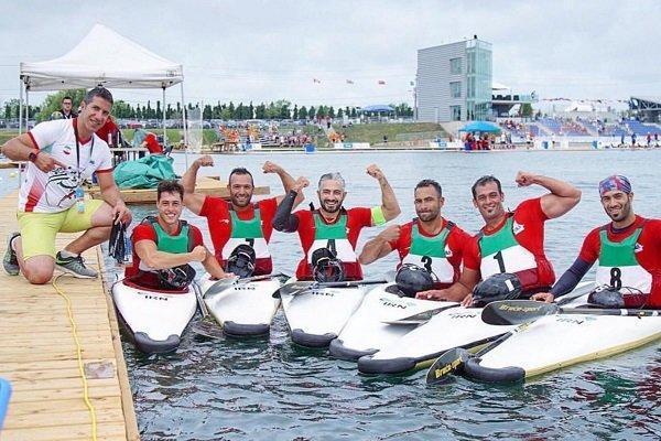 کانوپولوسواران جواز حضور در مسابقات جهانی 2020 را گرفتند