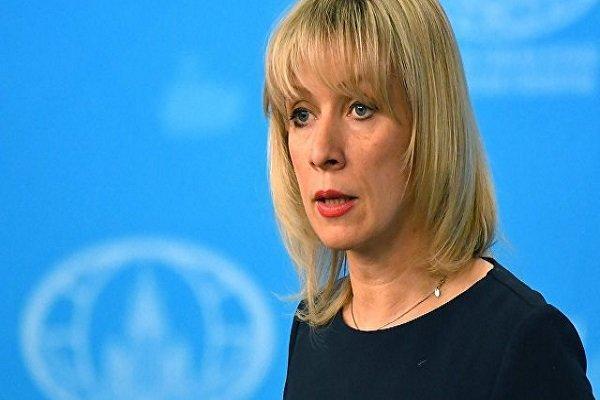 زاخارووا: موضع روسیه در قبال کوزوو تغییری نمی کند