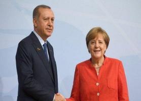مرکل: احدی به بی ثباتی اقتصادی در ترکیه علاقه مند نیست