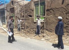 شروع مرمت 4 بنای تاریخی در شهرستان بردسکن