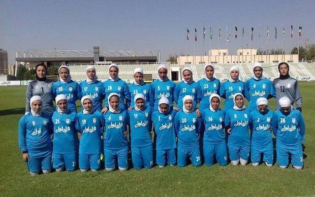 2 بانوی فوتبالیست آذربایجان شرقی به اردوی تیم ملی دعوت شدند