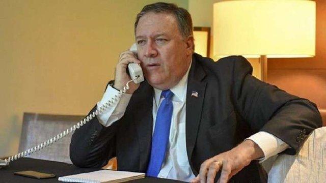 تماس تلفنی پامپئو با وزیران خارجه ژاپن و کره جنوبی