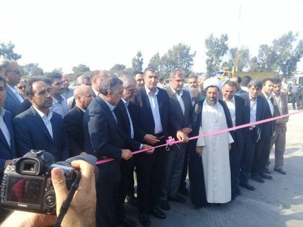 اجرای 6 پروژه زیربنایی و سرمایه گذاری در بندر امیرآباد