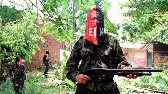 دولت کلمبیا خواهان آزادی همه گروگان های چریک های ELN شد