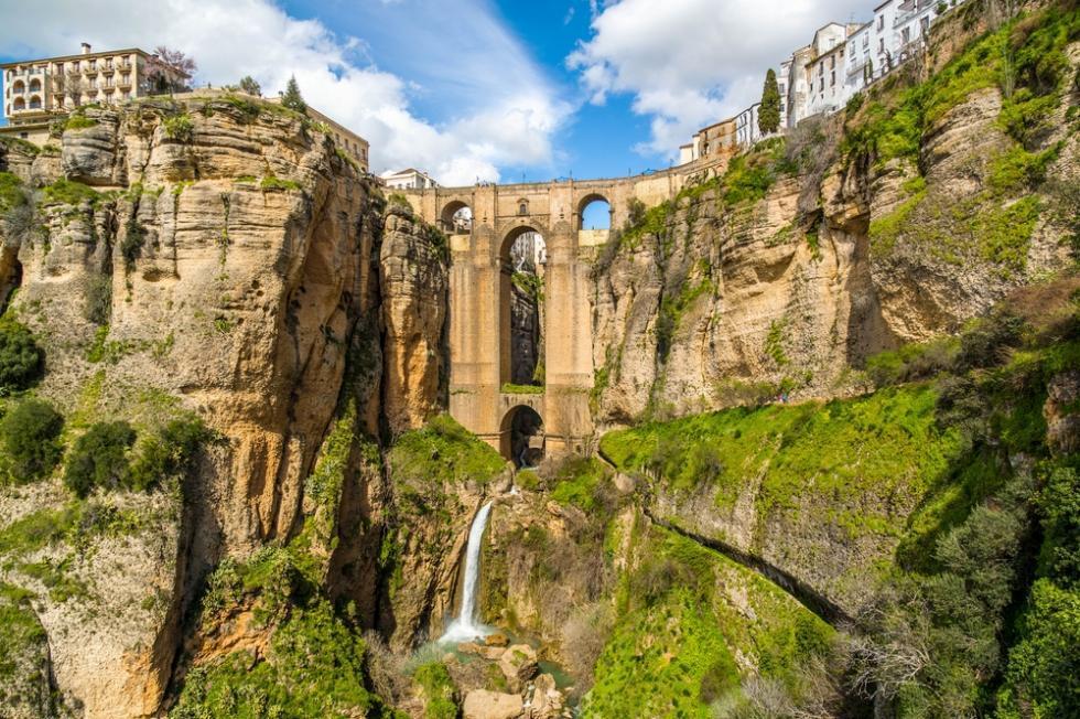 شهرهای باورنکردنی در اسپانیا