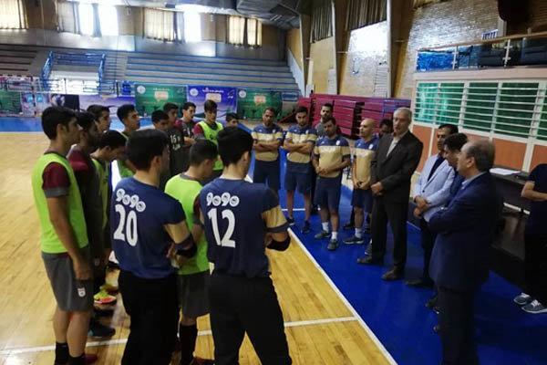صحبت های تکراری در تمرین تیم فوتسال المپیک ایران