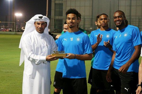 زننده گل السد به استقلال بهترین بازیکن قطر شد