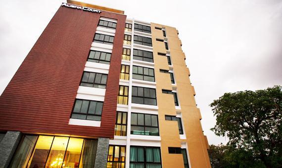 هتل الیشا کورت بانکوک