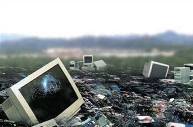 فراوری فلزات گرانبها از پسماندهای الکترونیکی، صادرات زباله ها چالش اصلی شرکت های فناور