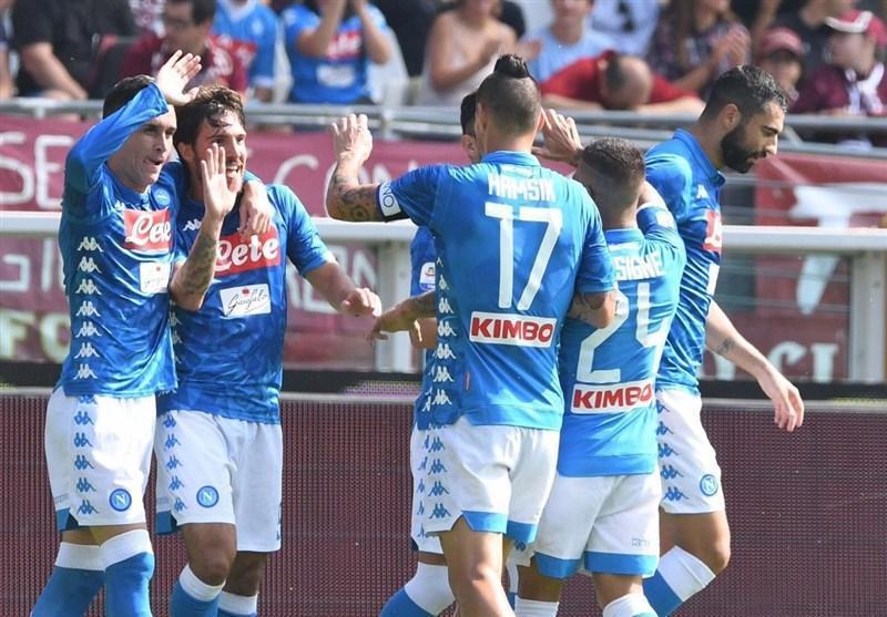 فوتبال دنیا، ناپولی با پیروزی در تورین به یوونتوس رسید