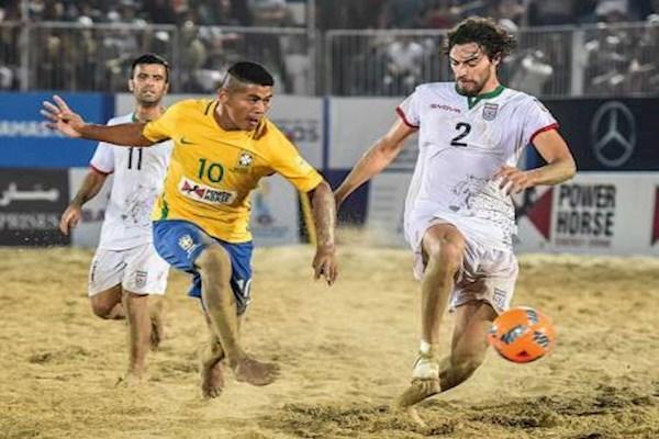 شکست برزیل، رویای قابل تصور تیم ساحلی