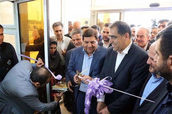 7 پروژه بهداشتی و درمانی در دزفول افتتاح شد