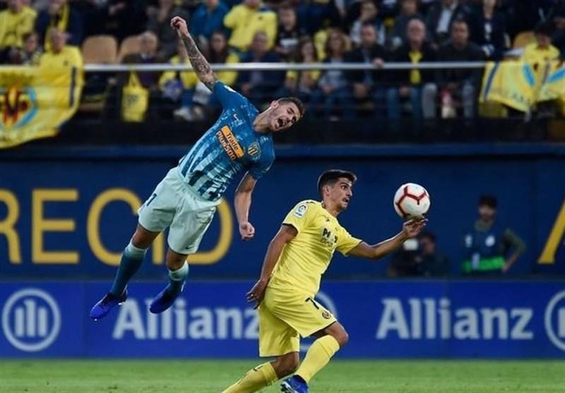 فوتبال دنیا، اتلتیکومادرید با تساوی فرصت صدرنشینی را از دست داد