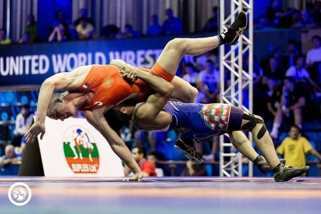 3 برد و یک شکست فرنگی کاران ایران، عبدولی نایب قهرمان اروپا را ضربه فنی کرد