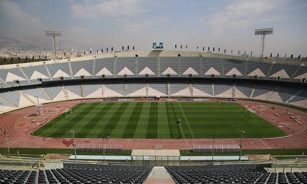 نیکوخصال: مسائل استادیوم آزادی تا 15 آبان حل می گردد، برگزاری مراسم جشن قهرمانی برعهده AFC است
