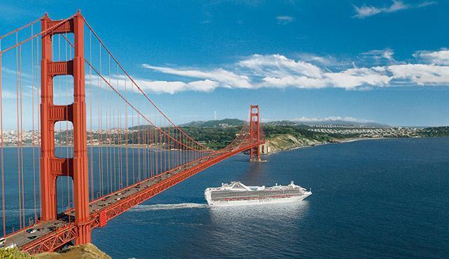 سفر به قاره آمریکا با کشتی کروز