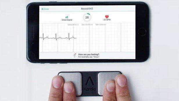 شناسایی حمله قلبی جدی با نرم افزار