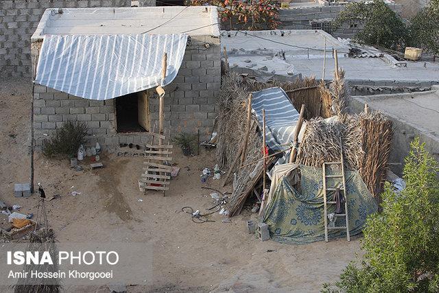 مناطقی در آذربایجان غربی که با یک تکان فرو می ریزند