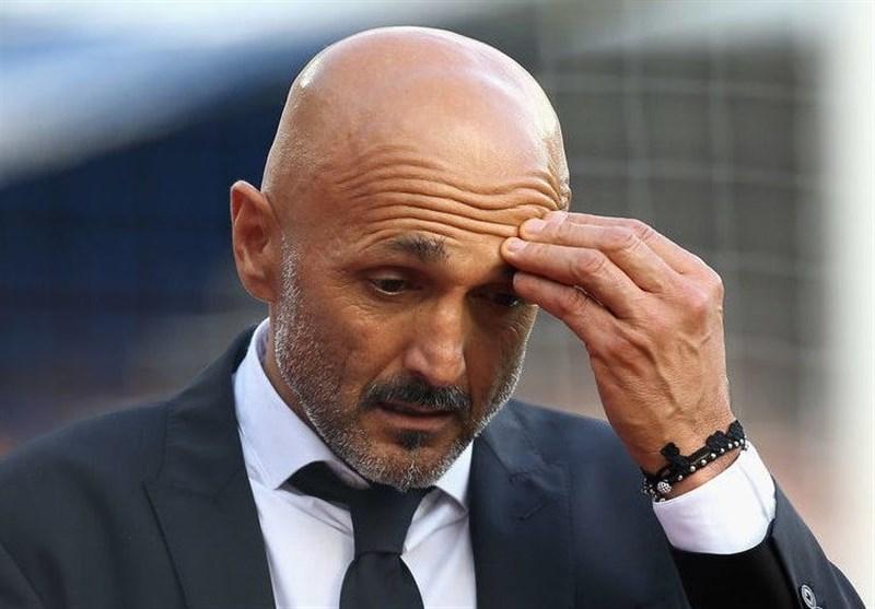 اسپالتی: نباید از ناینگولان استفاده می کردم، نگران شل بازی کردن بارسلونا مقابل تاتنهام نیستم