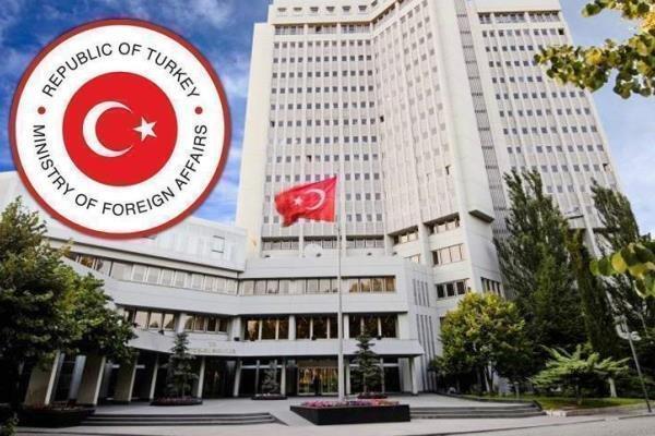 ترکیه به شهروندانش درباره سفر به فرانسه هشدار داد