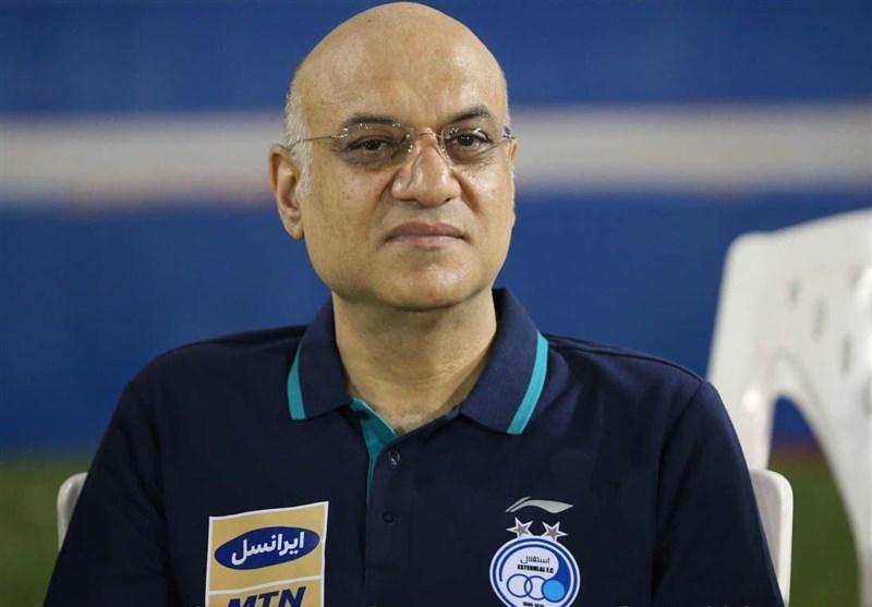 امیرحسین فتحی: در شأن وزیر ورزش نیست که برای جذب جپاروف صحبت کند، می خواهیم استقلال دیگر خانه به دوش نباشد