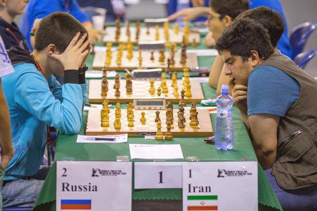حضور 4 شطرنج باز ایران در رقابت های سریع و برق آسای دنیا