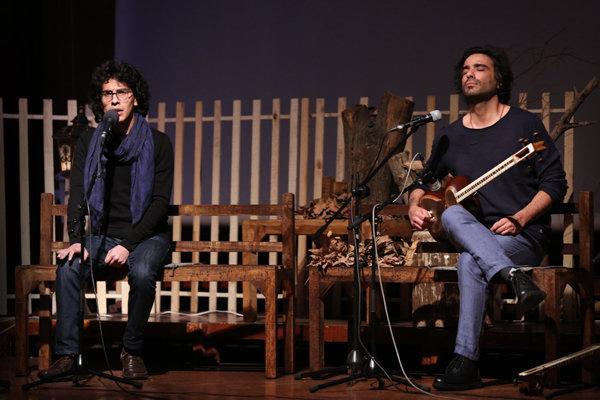 یک خواننده در تالار رودکی معرفی گردید، روایتی از یک پروژه ملی