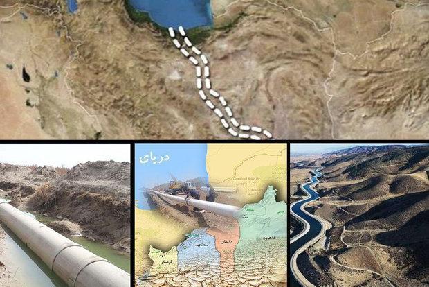 همه مسائل طرح انتقال آب خزر؛ موافقان و مخالفان چه می گویند؟
