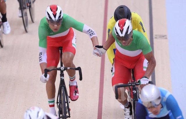 آخرین امید دوچرخه سواری ایران هم برباد رفت، چهارمی در مدیسون