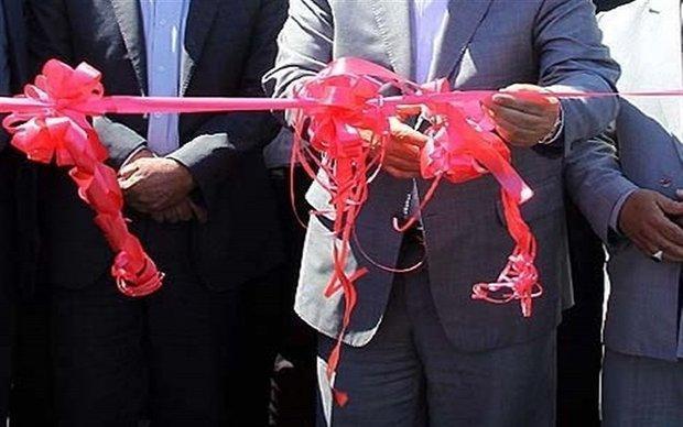 80 پروژه در شهرستان دلیجان افتتاح یا کلنگ زنی شد