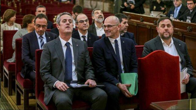 شروع محاکمه رهبران جدایی طلب کاتالونیا