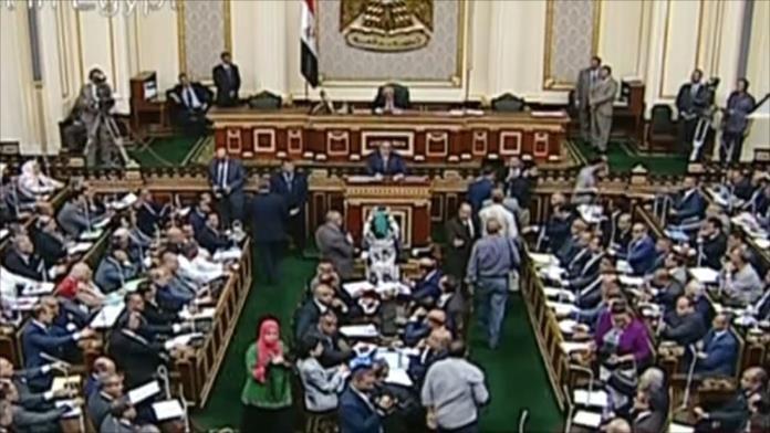 مجلس مصر با اصلاح قانون اساسی موافقت کرد