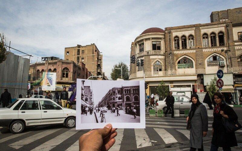 شروع طرح به سازی خیابان لاله زار در نوروز