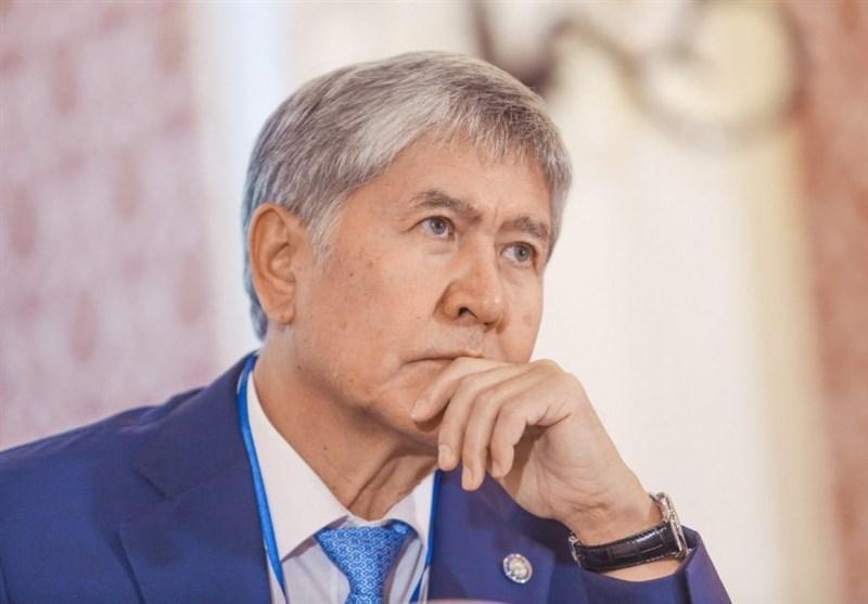 آتامبایف در فهرست انتخابات پارلمانی سال 2020 قرار گرفته است