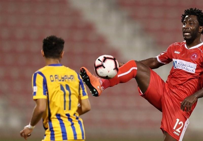 لیگ ستارگان قطر، پیروزی تیم طارمی برابر یاران پورعلی گنجی