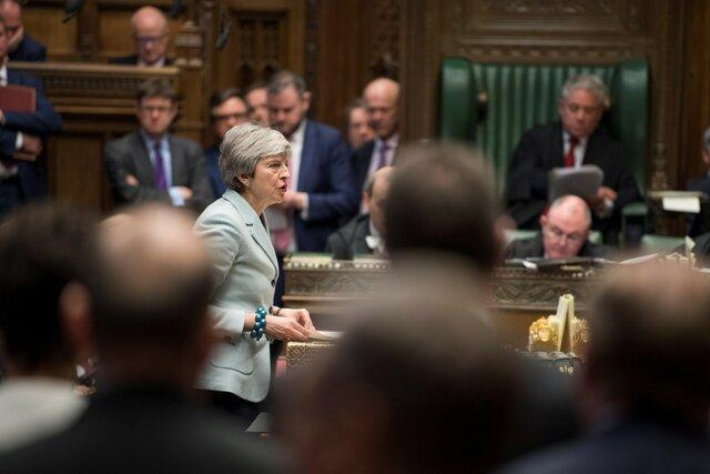 مجلس انگلیس برای سومین بار با توافق بریگزیت دولت ترزا می مخالفت کرد