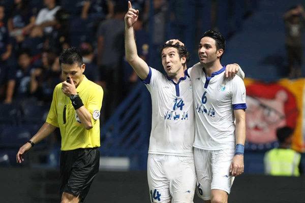 گل آندرانیک تیموریان بهترین گل لیگ قهرمانان آسیا شد