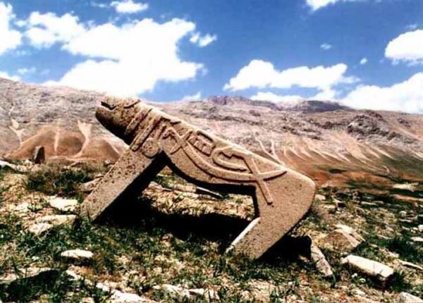 هفشجان یکی از خاستگاه های کهن سنگ تراشی در ایران است
