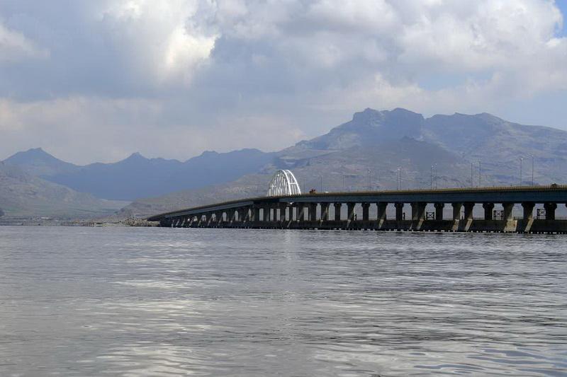 حجم آب دریاچه ارومیه از 3.6 میلیارد مترمکعب هم فراتر رفت