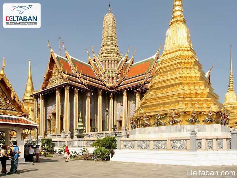 معابد بانکوک تایلند، سفر به شهر فرشتگان