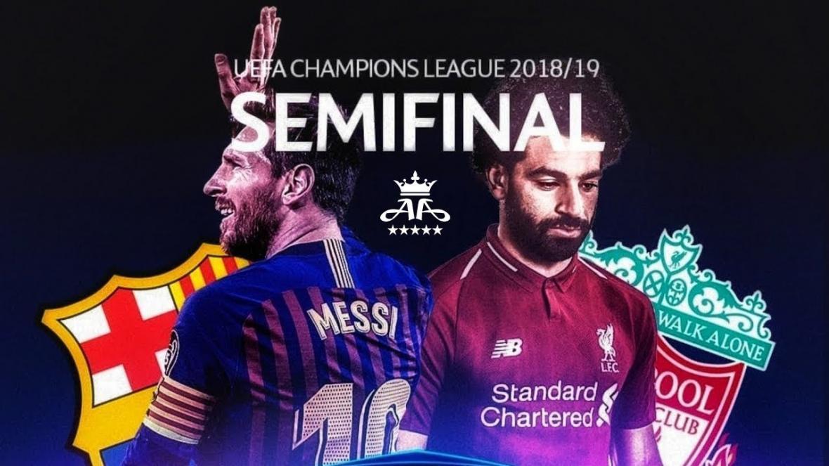 نیمه نهایی لیگ قهرمانان اروپا؛ بارسلونا 3 - 0 لیورپول ، پیروزی پر گل آبی اناری پوشان با دبل مسی