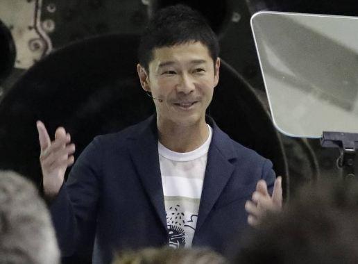 هزینه های سفر به کره ماه کمر میلیاردر ژاپنی را شکست