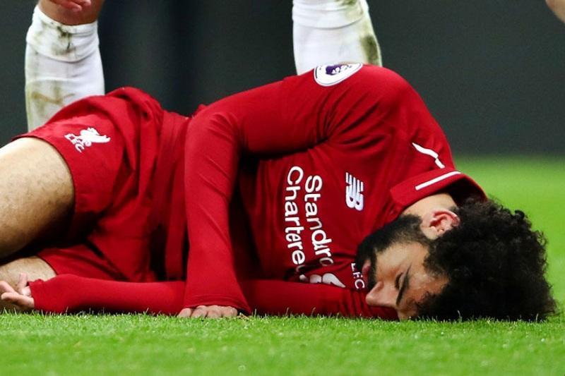صلاح به بازی برگشت مقابل بارسلونا نمی رسد