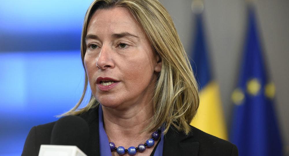 موگرینی: به پمپئو فهماندیم با اقدام نظامی علیه ایران مخالفیم