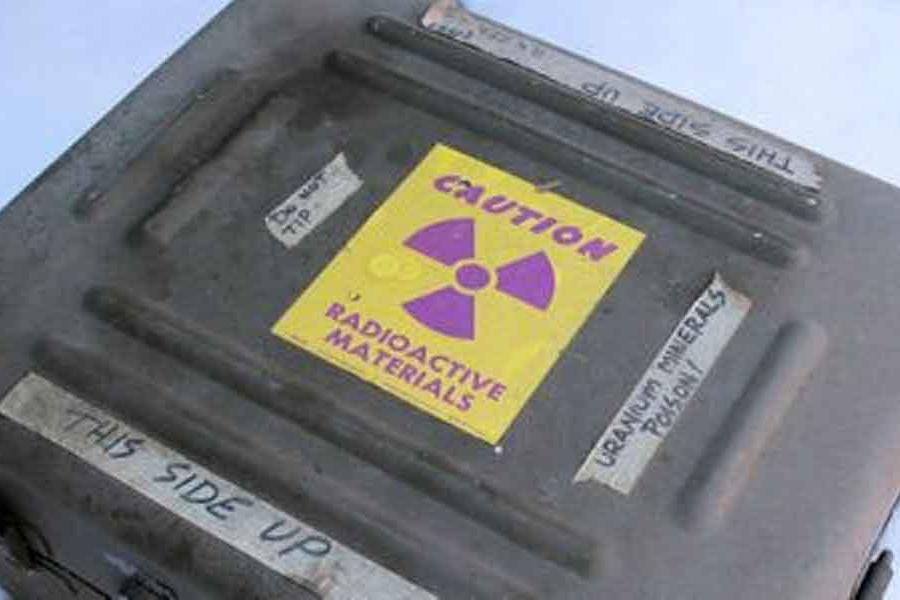 کشف اورانیوم غنی شده،مدرسه ای در اوهایو آمریکا را بست
