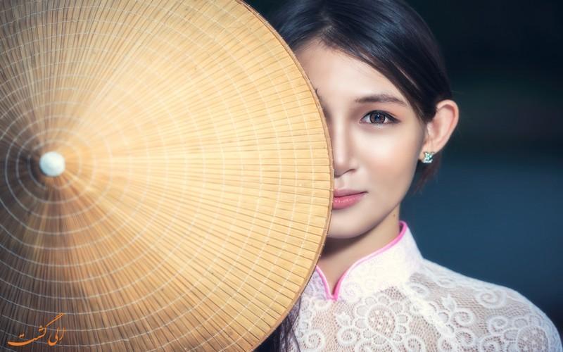 همه چیز در خصوص نون لا، کلاه مخروطی و سنتی ویتنام