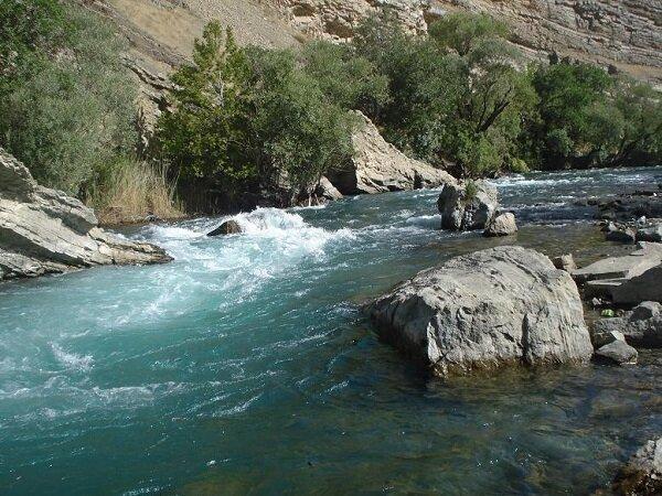 سردی آب رودخانه کرج جان جوان 25 ساله را گرفت