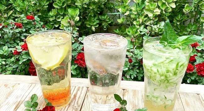 نوشیدنی های سنتی برای درمان گرمازدگی